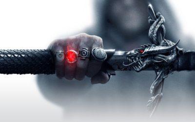 Mač i gavran
