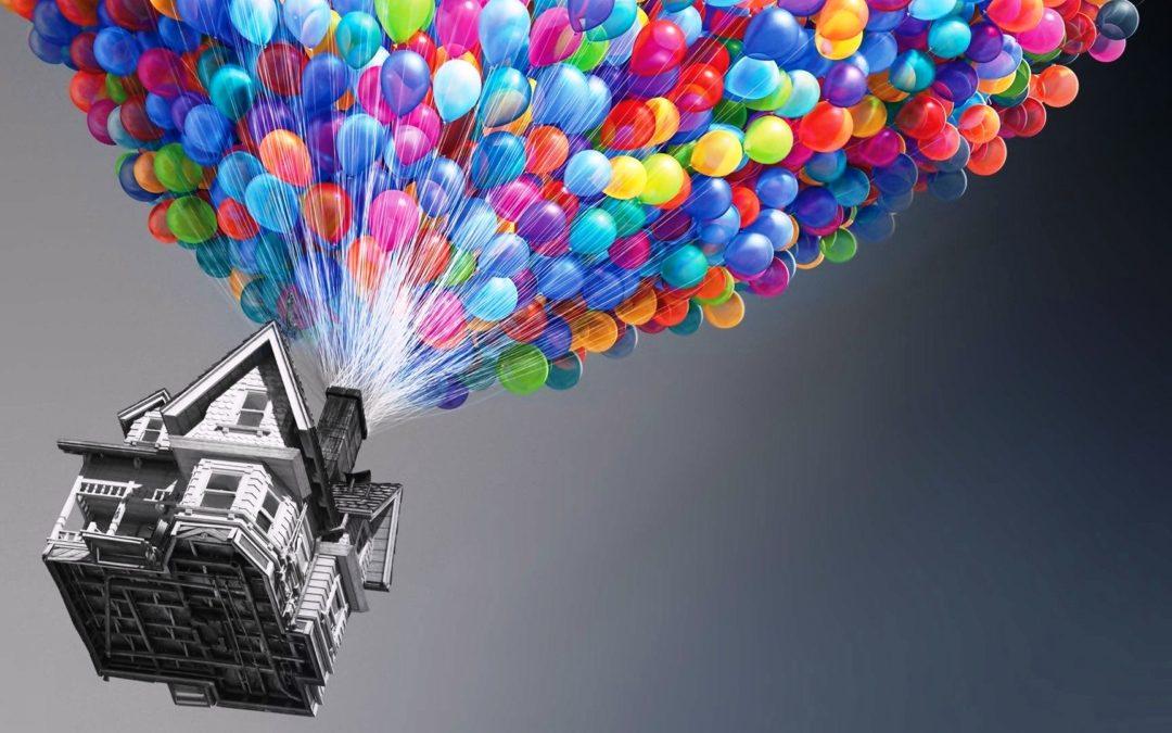 Šetnja po balonima