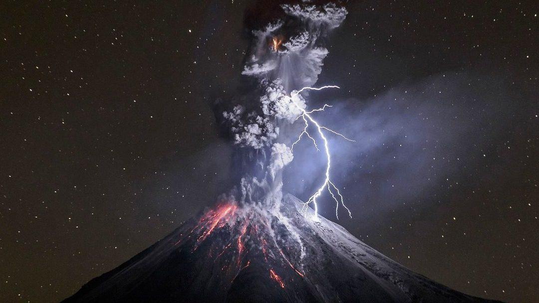 Erupcija
